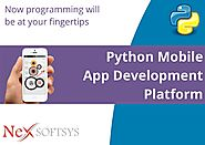 Easy programming with python mobile app development