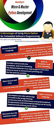 Micro & Master Python Development Advantage and comprehensive courses