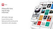 Apple introduces News App with iOS 9 system