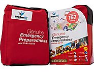 ResQue1st Emergency Preparedness & First Aid Kit · Survival Gear · Bug Out Bag