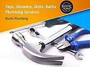 Taps, Showers, Sinks, Baths Plumbing Services