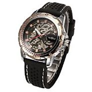 Amazon.com: wind up mechanical Watch - Outdoor Recreation: Sports & Outdoors
