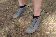 Paleos® GoSt-Barefoots chainmail shoes - review by Jurgen!