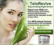 TeloRevive Rejuvenating Night Cream
