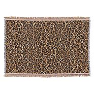 Leopard Print Throw Blankets - leopardprintthrowblankets