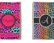 Stylish Leopard Print Throw Blankets - Tackk