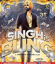 'Singh Is Bling' First Teaser Released; Akshay Kumar Comes out Playing Raftaar Singh Dancing
