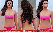 Alia Bhatt's Pink Bikini Avatar In Shandar Appears To Be Sizzling Hot
