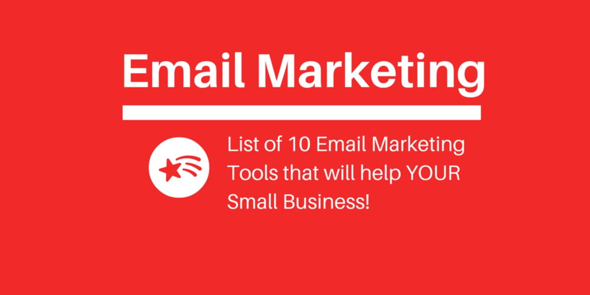 Headline for 10 Email Marketing Tools to Help Your Small Business