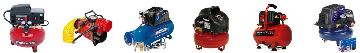Headline for Best Air Compressor Under $100 - Ratings and Reviews
