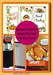 Butterball Indoor Electric Turkey Fryer Review • Home Kitchen Fryer
