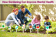 How Gardening Can Improve Mental Health