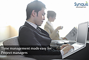 Time Management Made Easy for Project Managers