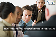How to Identify Future Performers in Your Team
