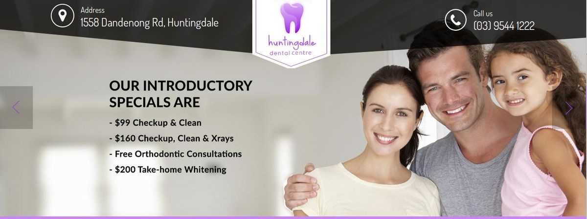 Headline for Best Dentists Huntingdale | Huntingdale Dental Centre