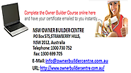 It Is Simple and Easy To Get Owner Builder Course Online In Sydney