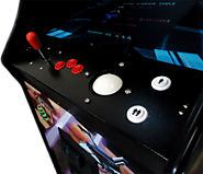 Vertical Upright Arcade Machine | ArcadeClassics.net