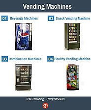 R & R Vending Machine