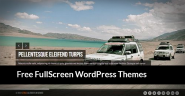 13 Top Free FullScreen WordPress Themes for Photographers of 2013