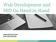 Website Development and SEO Company Go Hand-in-Hand