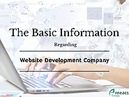 Searching for a Web Development Company? Instructions are here for you!