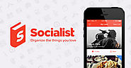 Socialist - Organize the things you love