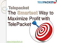 Telepacket - Smart Way to Maximize Profit