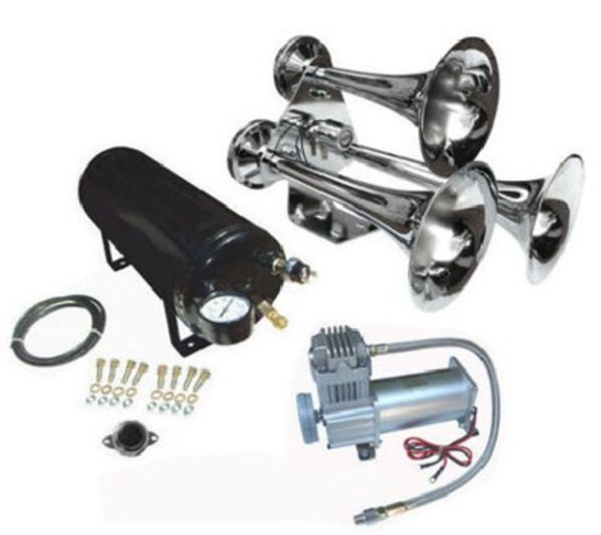 Headline for Loud Horn Kits for All Types of Vehicles - Superior Horns