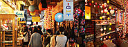 Shop at the Chatuchak Weekend Market