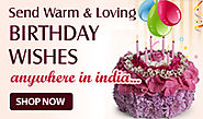 Online Gifts Delivery in Delhi - Send Birthday Cakes to Delhi