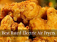 Electric Air Fryers for Healthier Fried Foods - Cool Kitchen Things