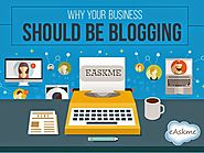Why Every Business Should be Blogging