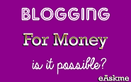 Blogging for Money Guide