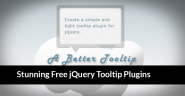 25 Stunning Free jQuery Tooltip Plugins of 2013 - Free jQuery Scripts