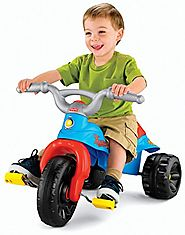 Fisher-Price Thomas the Train Tough Trike