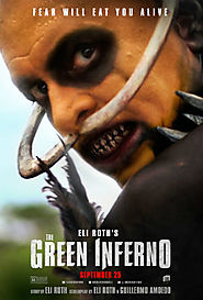 The Green Inferno (September 25)