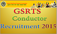 GSRTC Job Recruitment 2015 - 1167 conductor posts at ojas.guj.nic.in - Govt jobs Exam Results 2015 Admit Cards And No...