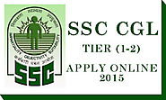 SSC CGL Online 2015 Application form - the date of the Exam of SSC CGL Tier -1 - Govt jobs Exam Results 2015 Admit Ca...