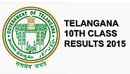 TS 10th Class 2015 Results Check at Www.bsetelangana.org - Govt jobs Exam Results 2015 Admit Cards And Notifications ...