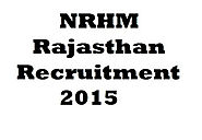 NRHM Rajasthan Job Recruitment 2015 for1800 ANM Pharmacist posts - Govt jobs Exam Results 2015 Admit Cards And Notifi...