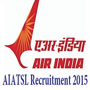 AIATSL Job Recruitment 2015 Apply 90 Customer Agent jobs - Govt jobs Exam Results 2015 Admit Cards And Notifications ...