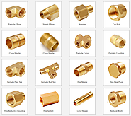 Advantages of Brass Pipe Fittings For Domestic Plumbing Fixtures