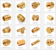 Threaded Brass Inserts For Fastening Different Materials