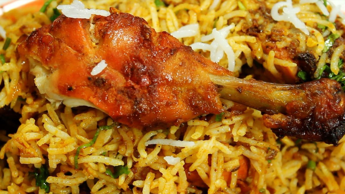 Headline for HOT AND SPICY!!! 10 Best Indian Biryani Recipes