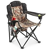 Best Heavy Duty Camping Chairs for Big People Rated from 250 - 800 pounds