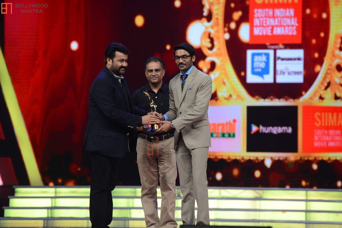 Headline for SIIMA 2015!!! Winners List of South Indian International Movie Awards 2015 (Malayalam)