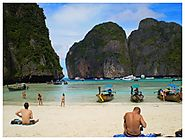 One day Phi Phi Island by speed boat