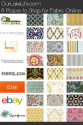 8 Fantastic Places to Buy Fabric Online - Our Lake Life