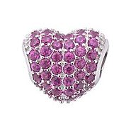 Crystal Charms Pink