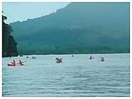 Krabi Kayaking at Ao Thalane full day tour